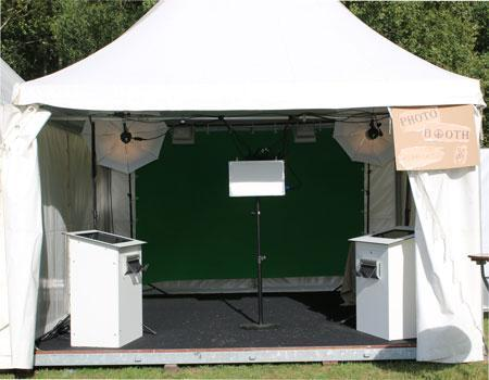 Fotobox Open Air