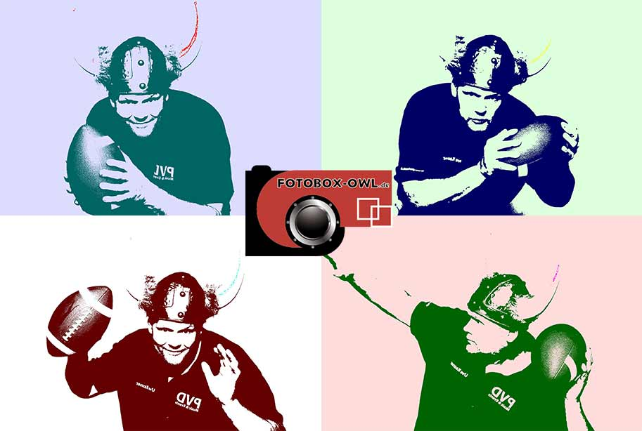 Photo Booth PopArt Shooting