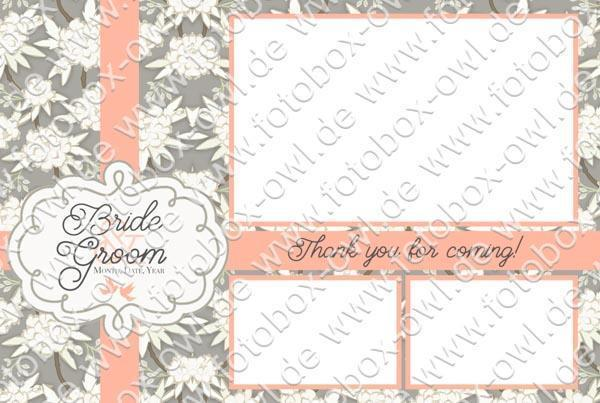 Hochzeit Layout Design Wedding_B