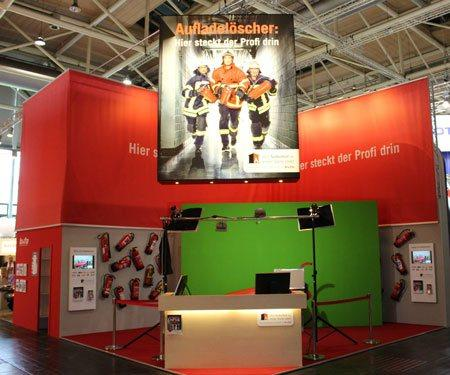 Fotobox für Business und Messe in OIdendorf
