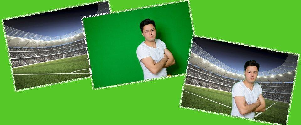 Greenscreen Fotobox